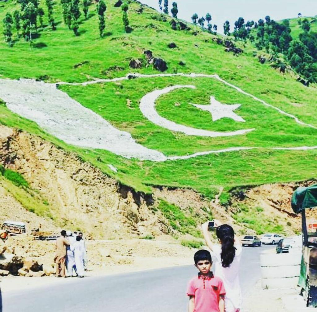 This is the beauty of Mansehra the heart of Hazara,Khyber Pakhtoon Khuwah💕 This is #Pakistan  ❤