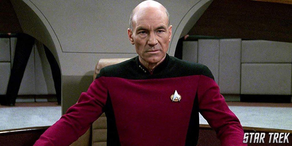 Captain Picards best catchphrase is... #StarTrek #CaptainPicardDay #StarTrekPicard bit.ly/PicardPoll