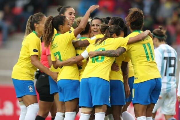 Seleção Feminina é mais popular nas regiões Norte e Nordeste, segundo Google Trends https://t.co/G1F04h6d3z https://t.co/bsGFGm6IBZ