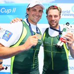 Did you miss the news overnight!   Australia topped both the medal and points table at World Rowing Cup 2 in Poland! We wrapped up the regatta with a total of four gold, three silver and four bronze medals! Read more below! #WRCPoznan #Rowing #ARTeam   https://t.co/RcqlHp67sK