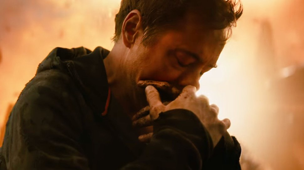 remember when we had to read what tony went through when he lost peter? soon we'll read what peter went through when he lost tony