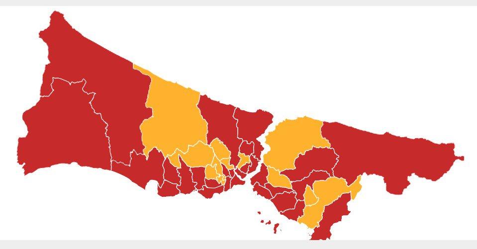 istanbul kırmızıya boyandı ile ilgili görsel sonucu