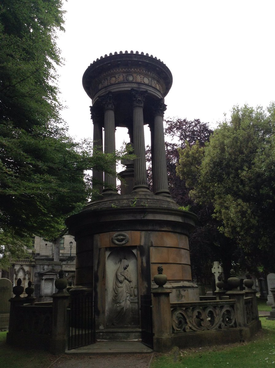 Fabulous tour of Dean Cemetery