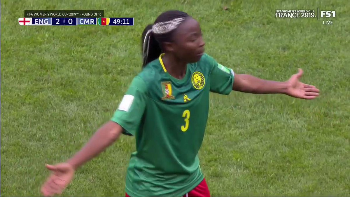 Head of African women's soccer wants action against Cameroon after behavior in World Cup loss