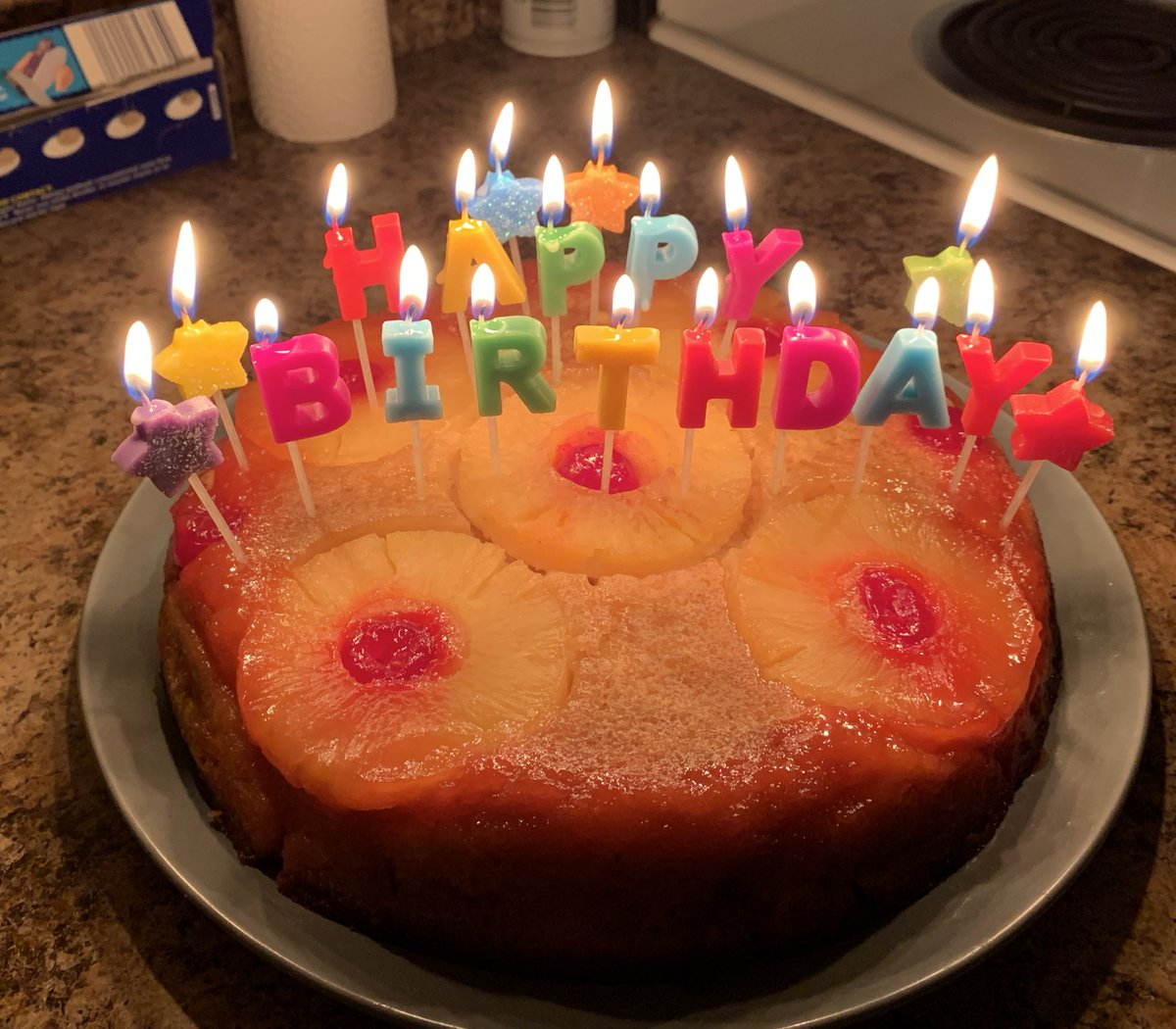 Groovy Britt Sabo On Twitter My Birthday Cake This Year Upon Request Funny Birthday Cards Online Bapapcheapnameinfo