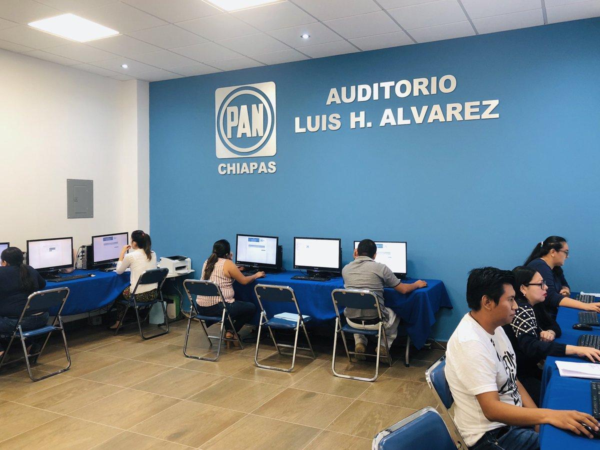 🔵 Ya iniciamos con el segundo día de evaluación para aspirantes al Consejo Estatal de Chiapas. ¡Mucha suerte para todas y todos!