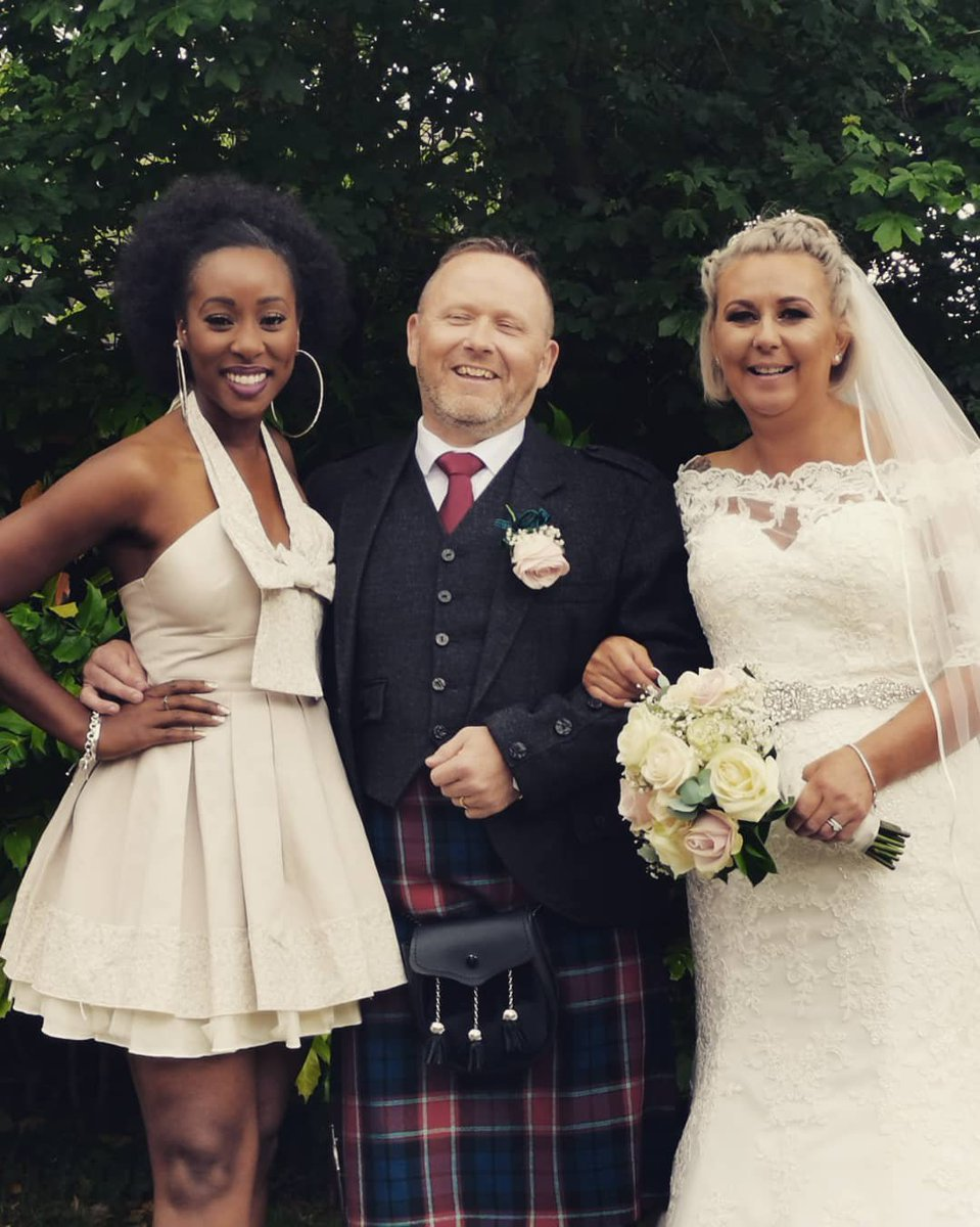 @HBeats4JessieJ Lovely thank you! Went to a wedding in Scotland 🏴! https://t.co/MMksnSge5A