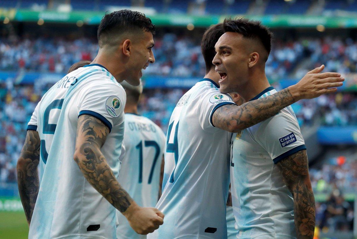 Копа Америка. Аргентина обыграла Катар и вышла в четвертьфинал на Венесуэлу - изображение 1