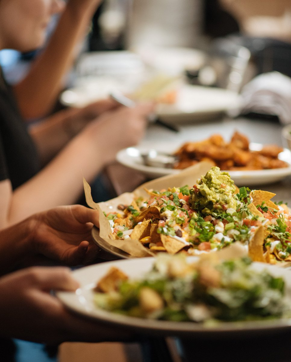 Nachos and wings are always a win! Come see us for #SocialHour from 3pm-6pm and 9pm-close daily!