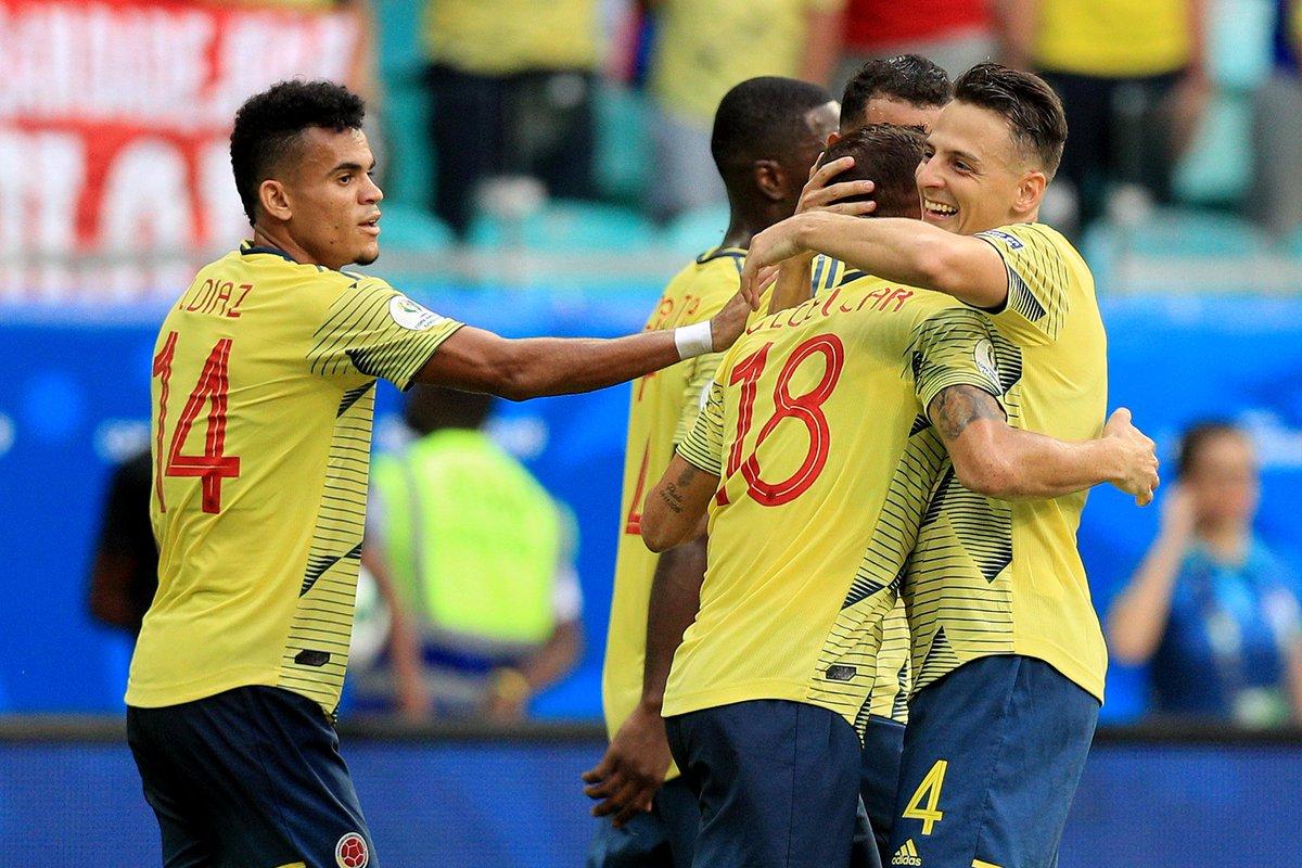 Копа Америка. Колумбийские дублеры не оставили шансов сборной Парагвая - изображение 2