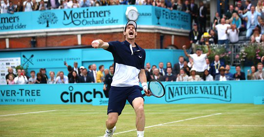 .@Andy_Murray had just about every tennis fan behind him today, and for good reason:  http:// tnns.co/rgUBTi      #QueensClub <br>http://pic.twitter.com/QWJJQXnVQf