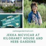 Image for the Tweet beginning: Jekka McVicar has been leading