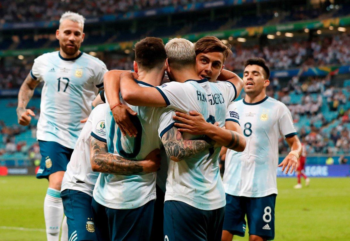 Копа Америка. Аргентина обыграла Катар и вышла в четвертьфинал на Венесуэлу - изображение 3