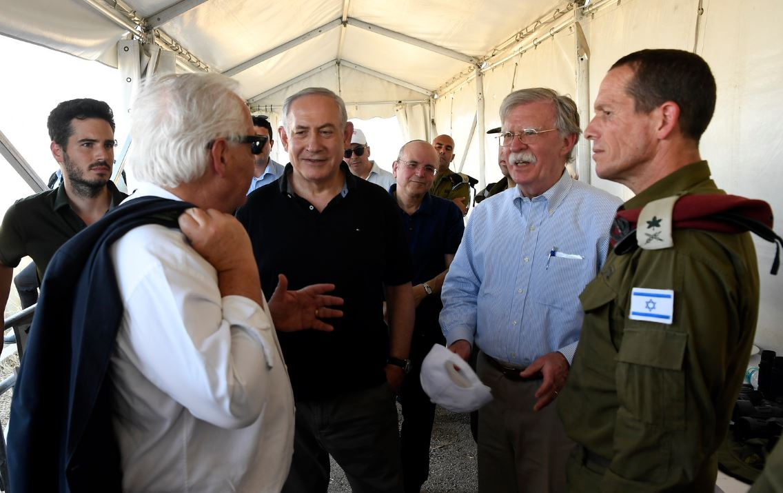 America welcomes the opportunity to strengthen the already deep cooperation between the U.S. and Israel and build on our lasting partnership, demonstrated repeatedly when courage and persistence are required. (3 of 3)