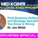 Image for the Tweet beginning: [Video] Dr. Joe Webb –