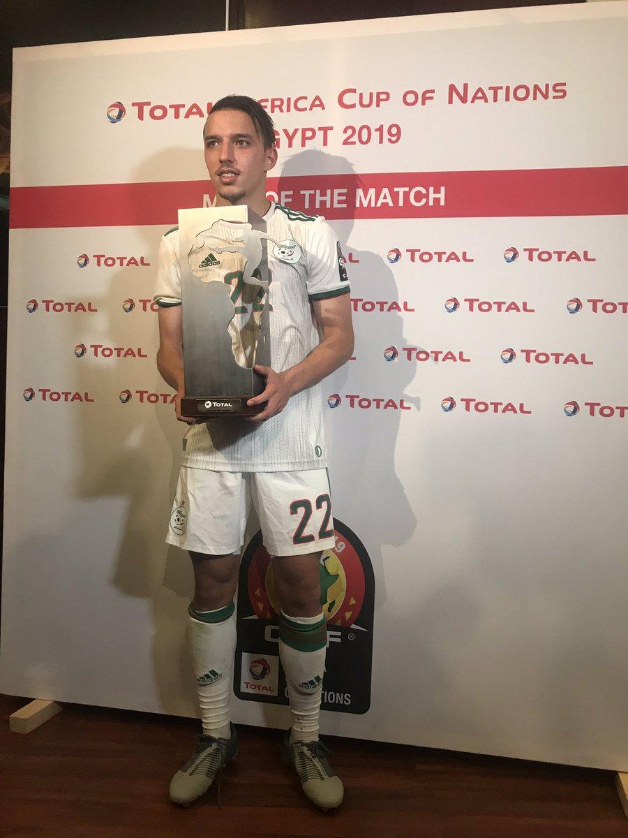 الجزائر 2-0 كينيا : إسماعيل بن ناصر رجل المباراة 18