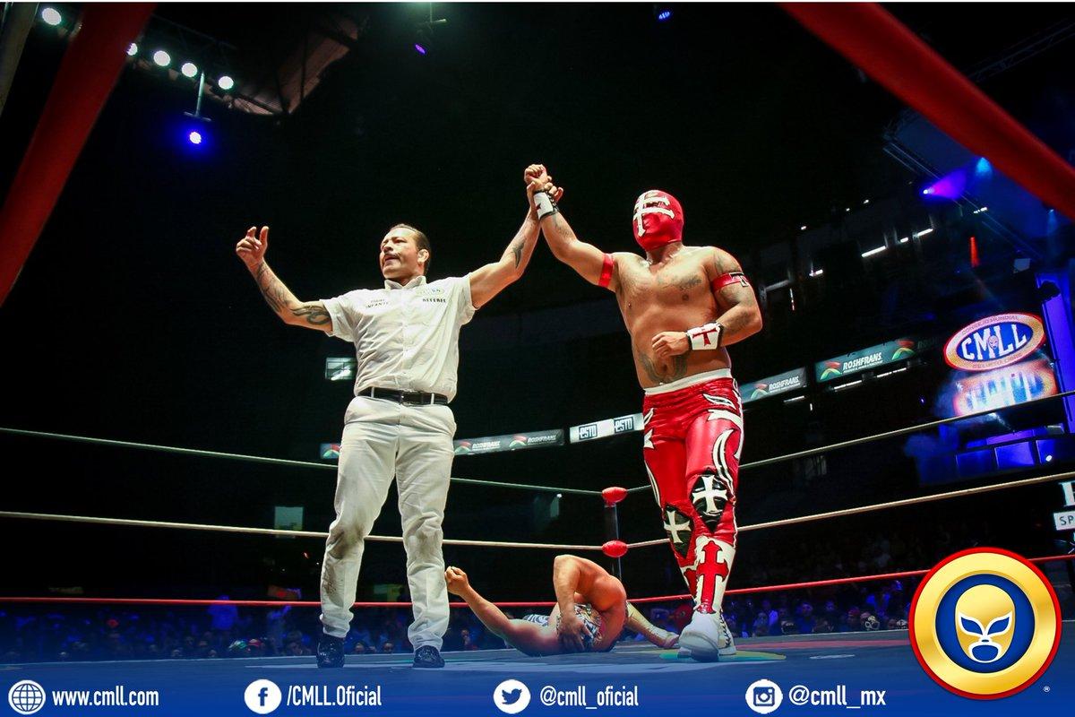 Una mirada semanal al CMLL (Del 20 al 26 junio de 2019) 8