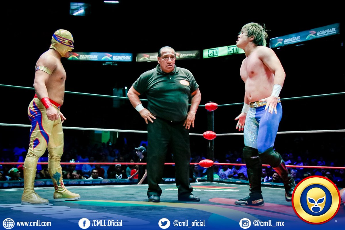 Una mirada semanal al CMLL (Del 20 al 26 junio de 2019) 9