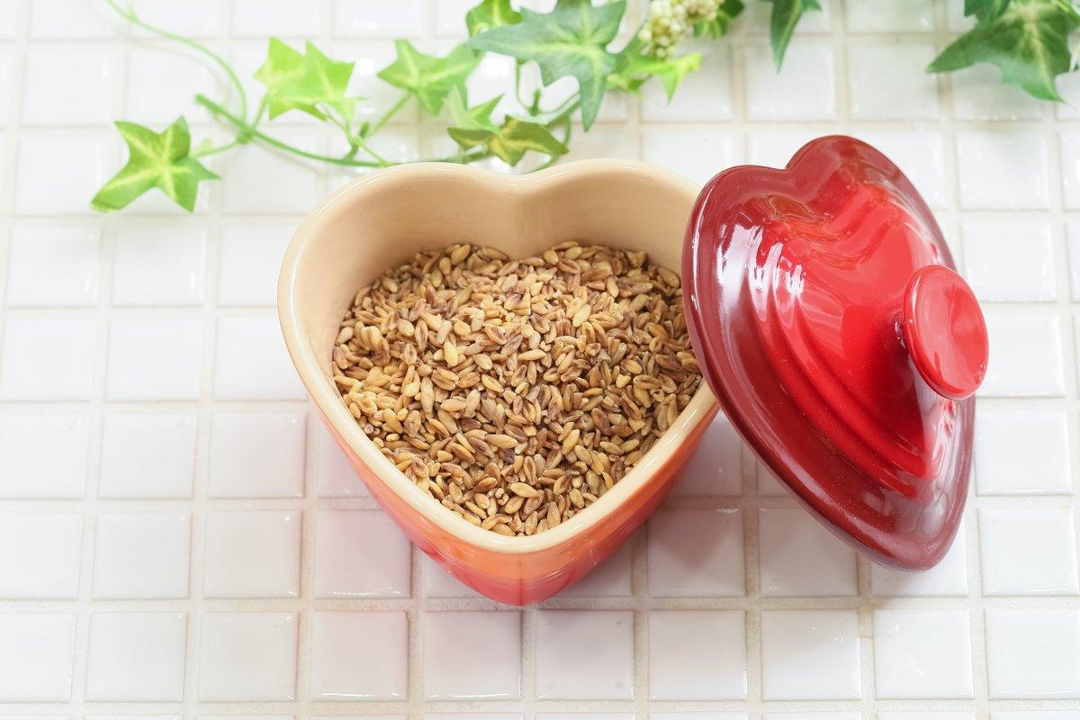\身体を気遣う妊婦さんに🤰/  #バーリーマックス は妊娠期・授乳期に積極的に摂りたい葉酸・ビタミン・ミネラルがとっても豊富なんです☝️ バーリーマックス大麦玄麦100gあたりの葉酸含有量は通常の押し麦の約7.8倍👏 ギフトにもおすすめです❣️