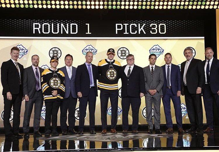 Dream come true, thank you @NHLBruins