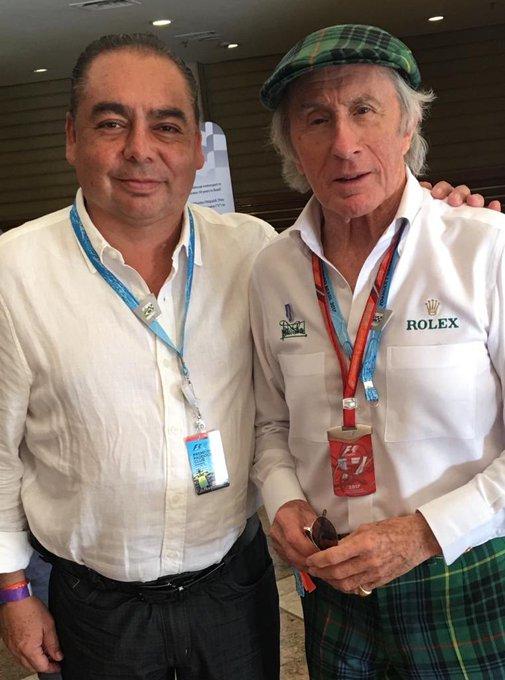 Happy 80th birthday Sir Jackie Stewart !!!
