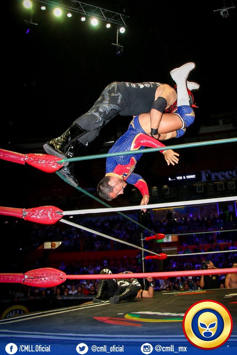Una mirada semanal al CMLL (Del 20 al 26 junio de 2019) 10