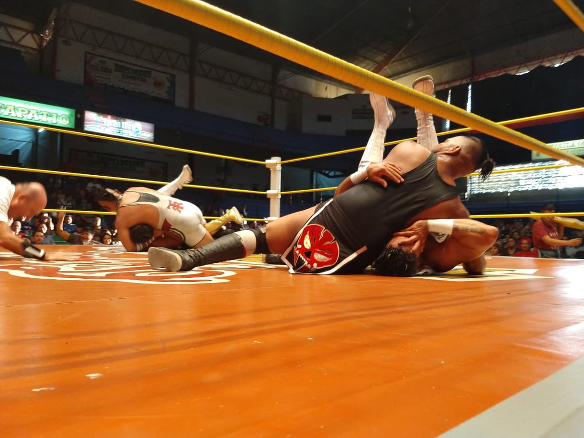 Una mirada semanal al CMLL (Del 20 al 26 junio de 2019) 11