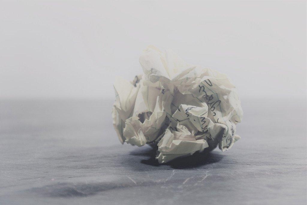 Crumpled jonharper.blog/2019/06/23/cru… #aussieED #bfc #caed
