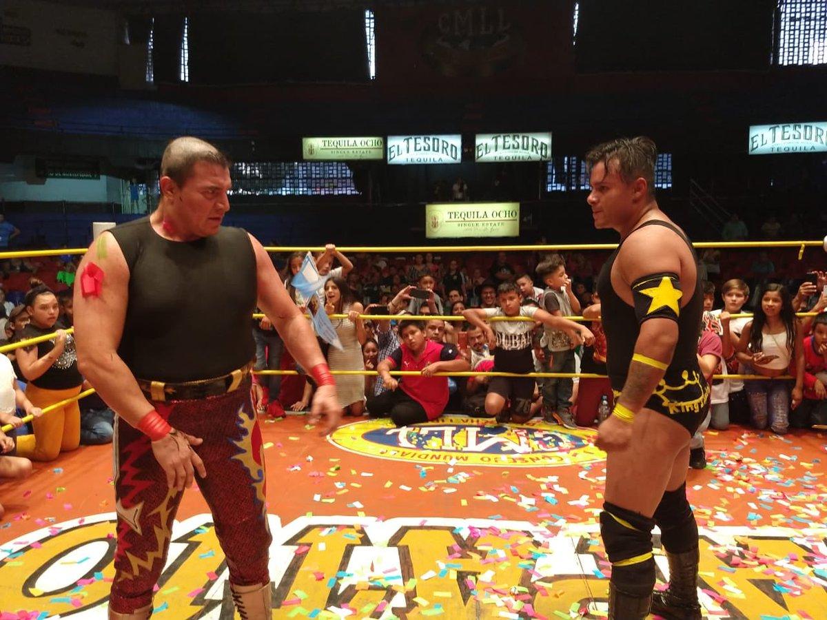 Una mirada semanal al CMLL (Del 20 al 26 junio de 2019) 12