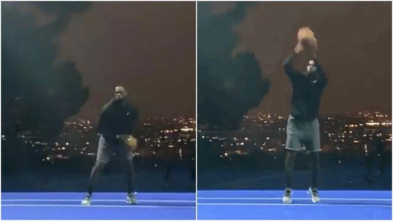 【影片】《太空大灌籃2》正式開拍!詹皇享受喬丹式待遇,土豪球迷坐家里看NBA巨星鬥牛!