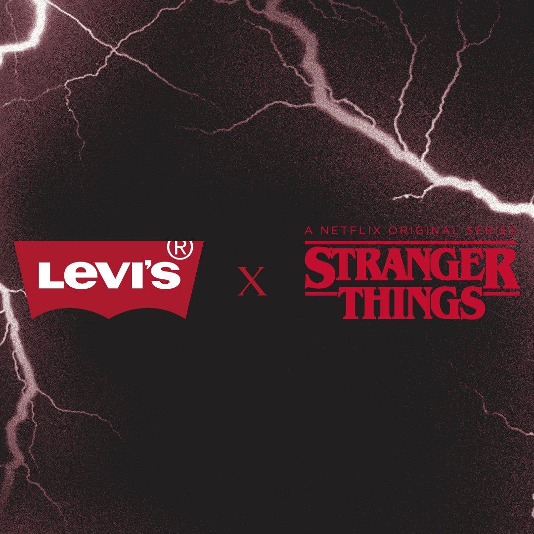 Stranger Things 3公開! Levi's® x Stranger Thingsコレクションが登場! 6月24日から公式オンラインストアにて先行予約開始!7月1日から、一部リーバイス®ストア・公式オンラインストアにて発売開始! symc.ly/31O98Nq @Stranger_Things #StrangerThings3 #ストレンジャー・シングス
