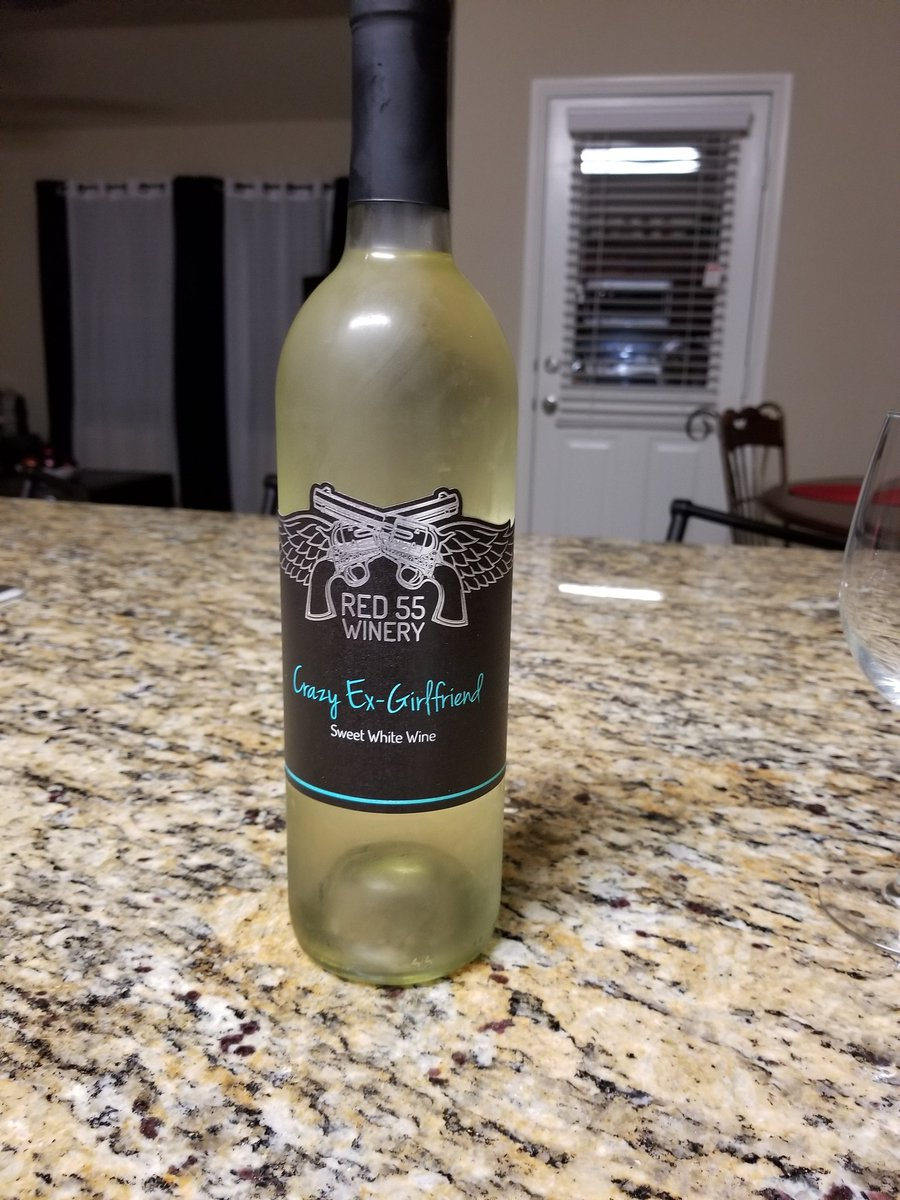 Gonna be enjoying this nice little wine from Miranda Lamberts