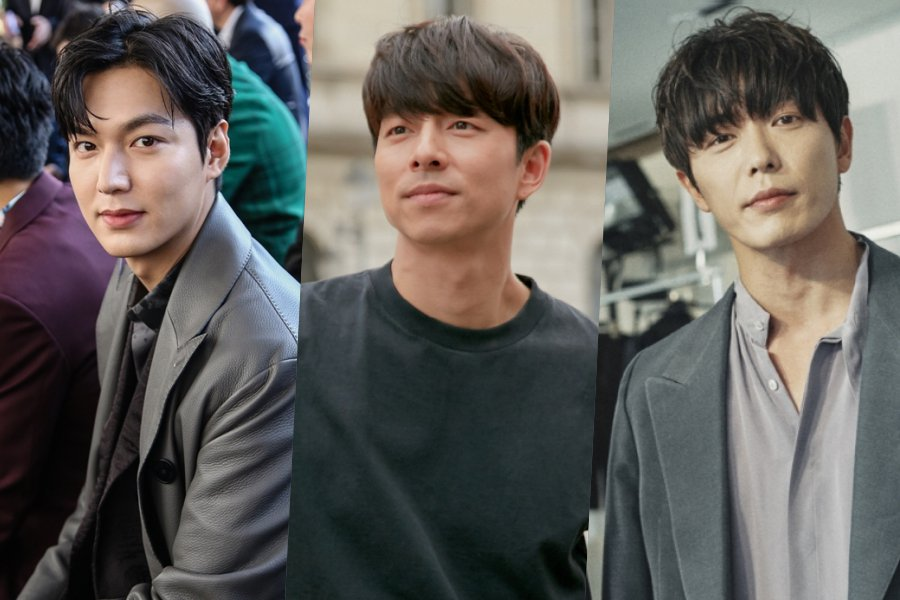 #LeeMinHo, #GongYoo, And #KimJaeWook Dazzle At Paris Men's Fashion Week   https://t.co/m0H7jUYWiA https://t.co/ARUXNGTxpR