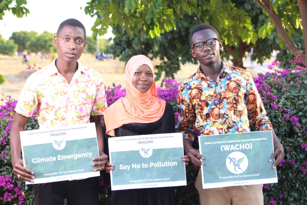 Join the movement to protect our Environment. #WACHO_UDOM #GreenTechAssociation  #TEC @NipeFagio  @eco_catherine  @Greenpeace  @elizabeth_ruler