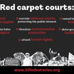 Image for the Tweet beginning: Red Carpet Courts: the human