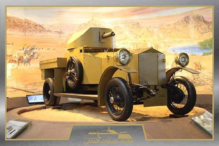 ملك الاردن يفتتح متحف الدبابات الملكي في عمان - صفحة 2 D9z6xx5WwAAsXen