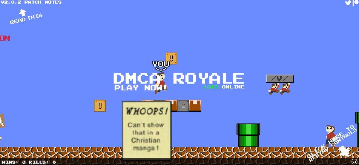 dmcaroyale hashtag on Twitter