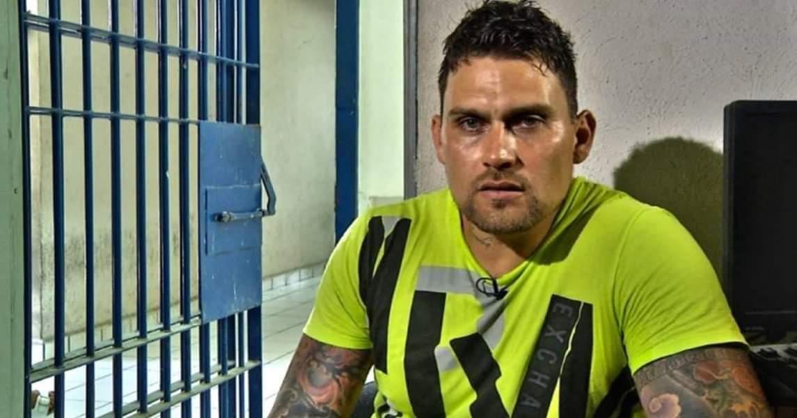 Estoy muy contento por el fichaje de Joao Malek, hará una buena dupla en el ataque con el Cabrito Arellano -Gato Ortiz guardameta del Atlético Altiplano
