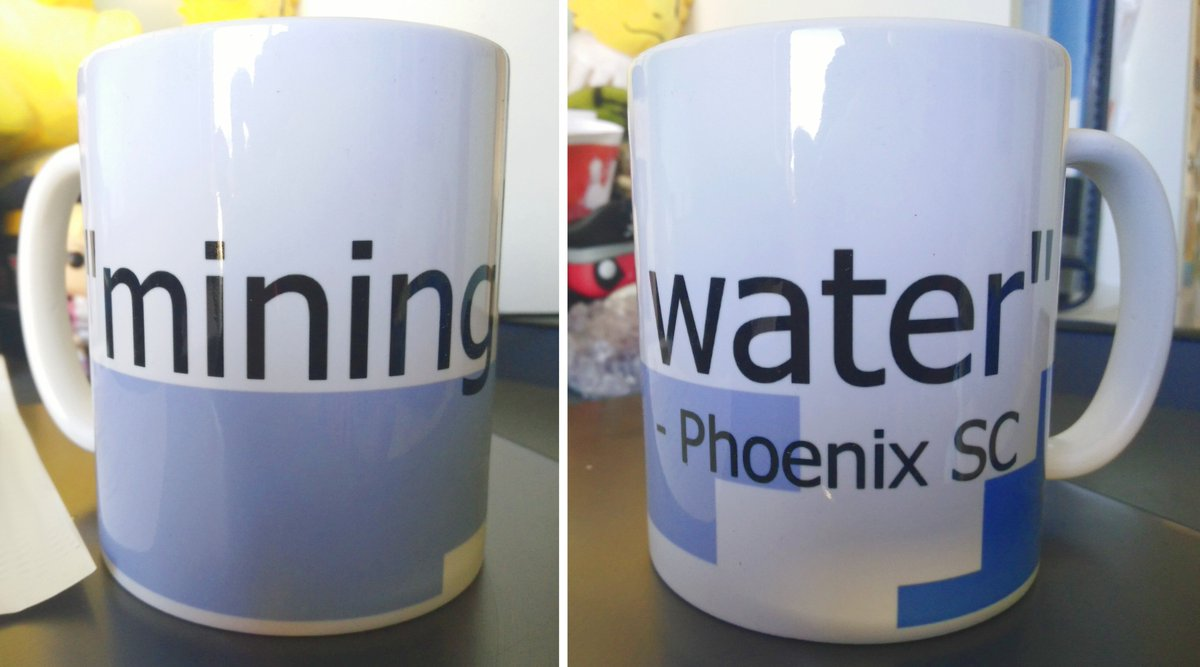 "My ""Mining Water"" mug. 😎 https://t.co/5hSuKEJK0U"