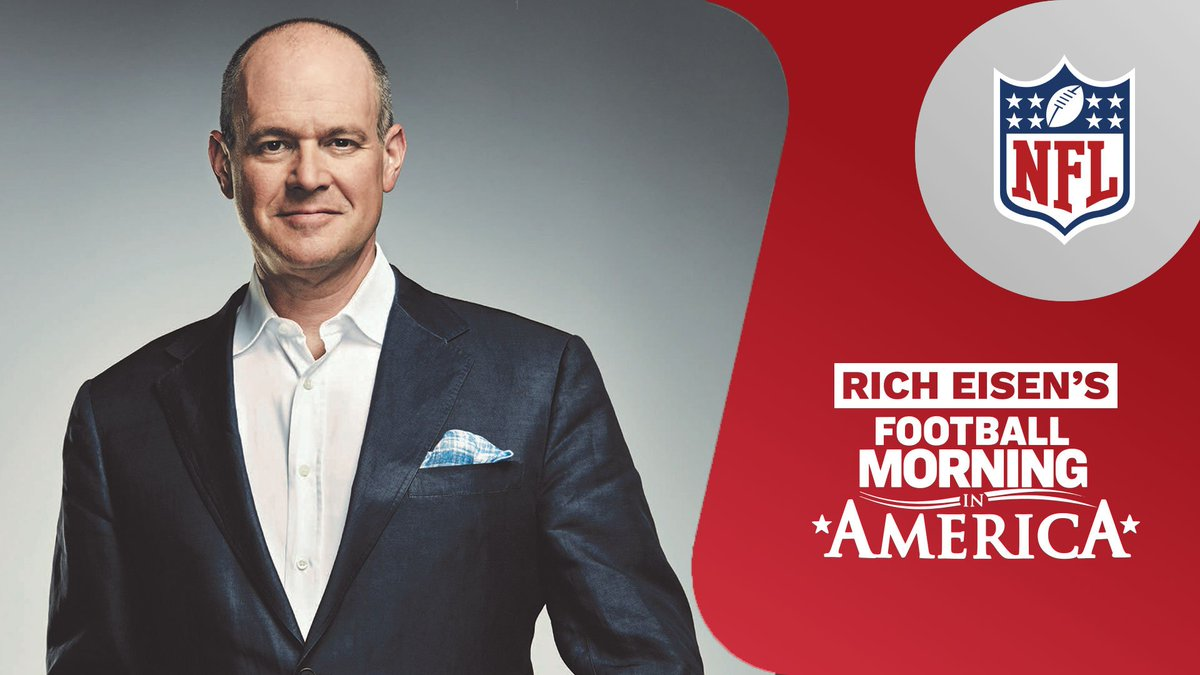 I'm on vacation till July 15, so I lined up some guests to write my Football Morning In America column.   Today, it's @RichEisen on the NFL's ultimate course correction and its potential unintended consequences in 2019. https://profootballtalk.nbcsports.com/2019/06/24/rich-eisen-nfl-pass-interference-replay-fmia-peter-king/?cid=fmiatw…