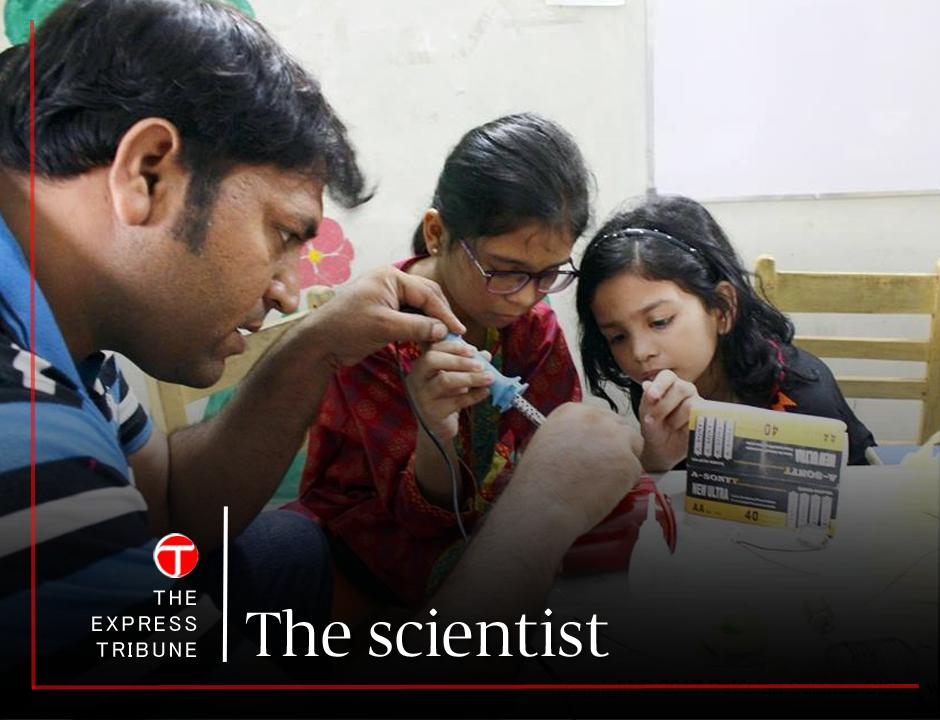 Abdur Rauf, a C grade student throughout his academic life, albeit with a keen interest in #science and a fascination for #technology, seeks to challenge #Pakistan's education systemhttps://tribune.com.pk/story/1998797/1/ …