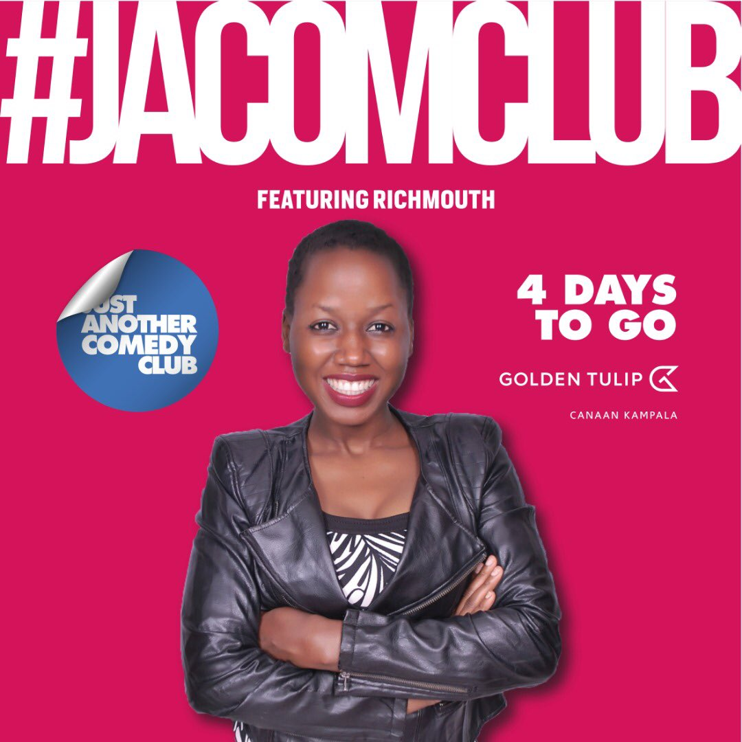 #jacomclub #laughdown 4 days to go