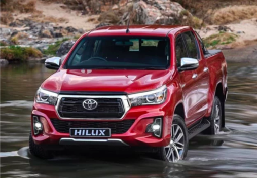 Did you know? The @ToyotaSA #Hilux has dominated #South African #bakkie sales - with 3187 units sold by the end of May 2019!