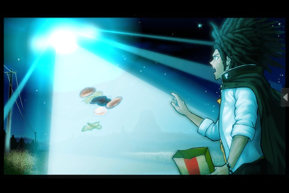 Poor Hagakure can't catch a break even on #NationalHamburgerDay. https...
