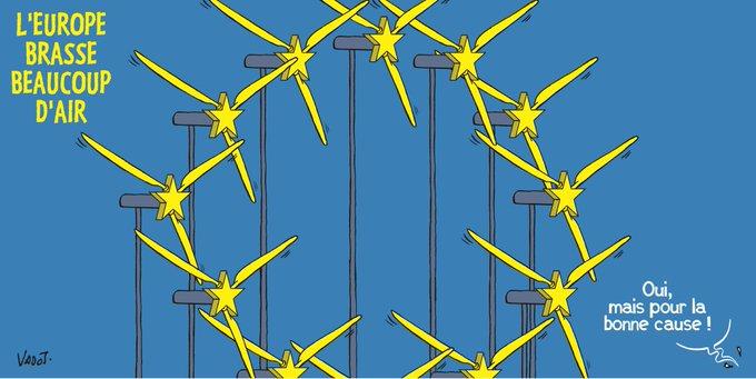 20% du budget européen ira à l'action #climatique d'ici 2020. L'UE compte tenir ses engagements. https://t.co/8KEpb7NERl #COP21 #DecodeursUE