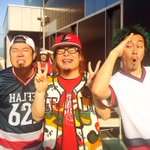 真打ツアー 広島BLUE LIVE。今日から2本対バンのWANIWA KENTA(Vo/Ba)の服を…