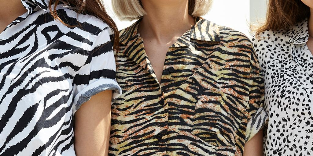 It's time to pull out some 80s animal print (seriously) – just like th...