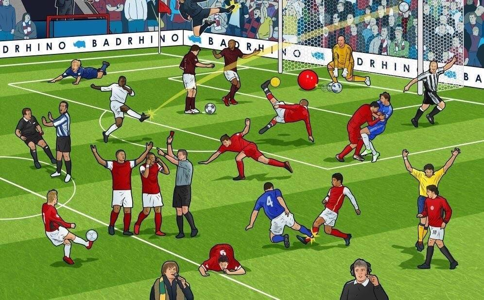 18 of the most memorable moments in #PL history  <br>http://pic.twitter.com/ftXhj6KyUV
