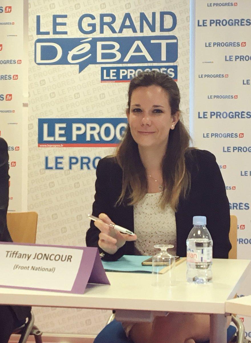 🇫🇷 Prête pour #LeGrandDébat organisé par @Le_Progres pour la #Circo690...