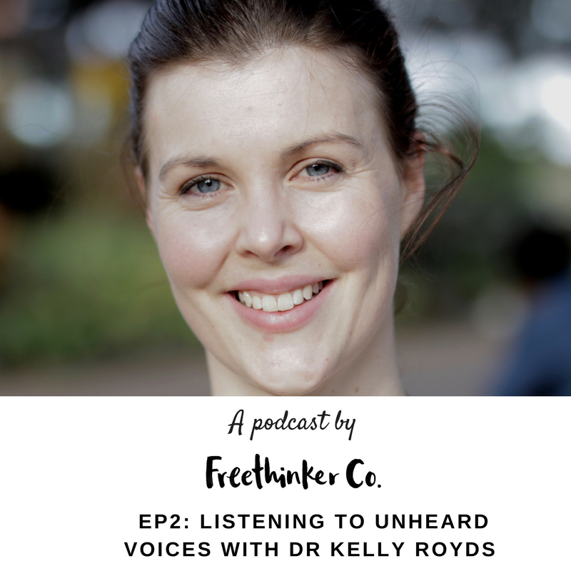 Ep # 2 Listening to Unheard Voices with Dr Kelly Royds and @jkcsays Listen here:  http:// bit.ly/2rbtMVJ  &nbsp;   #socialchange #globaldev <br>http://pic.twitter.com/bV6SRH04z8